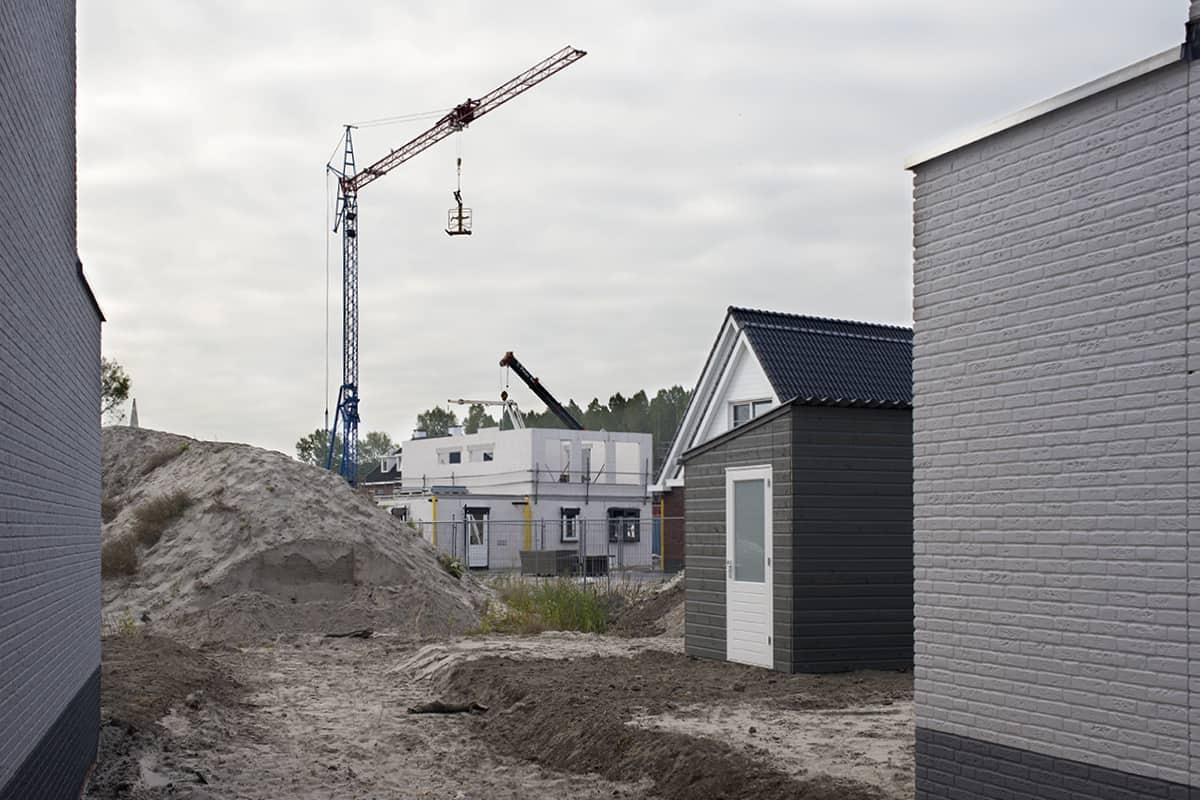 Dutch landscapes Almere Nobelhorst Nina Vossen 10